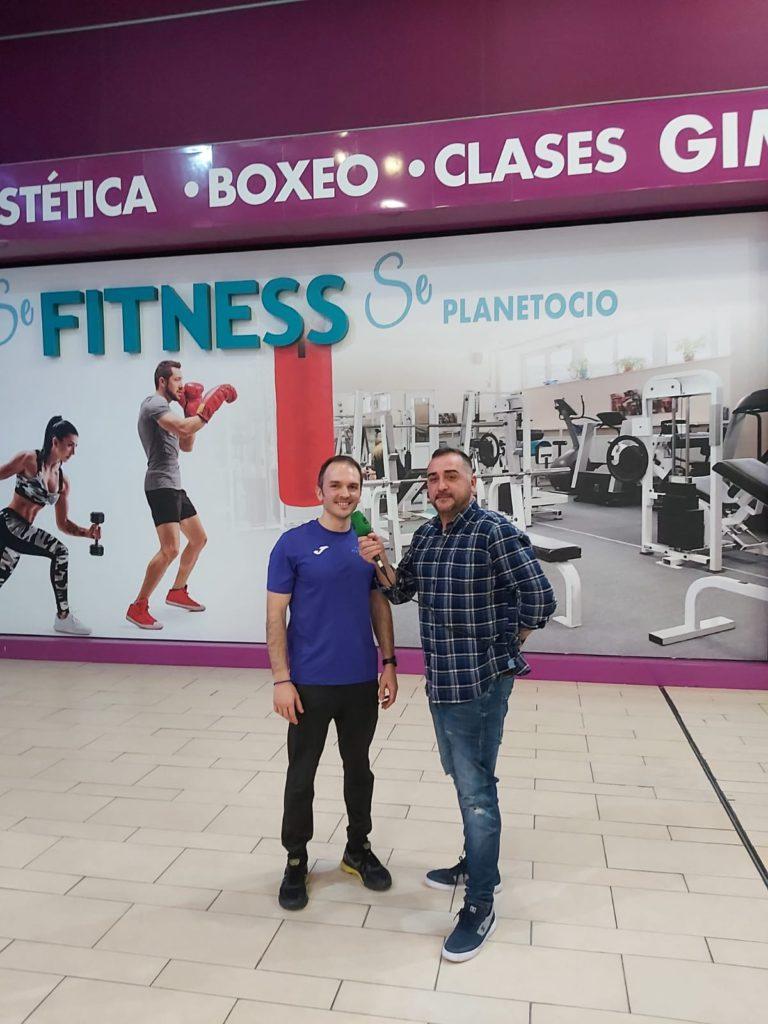 MÁS DE UNO SIERRA – Directo desde Fitness Planetocio