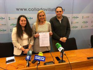 Vecinos por Collado Villalba facilita al equipo de gobierno la aprobación de los Presupuestos