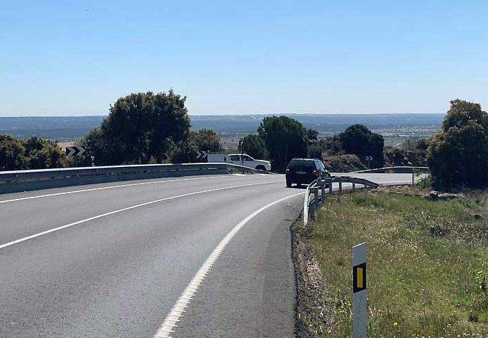 Cierre definitivo al tráfico del acceso directo a la M-853 en intersección M-600