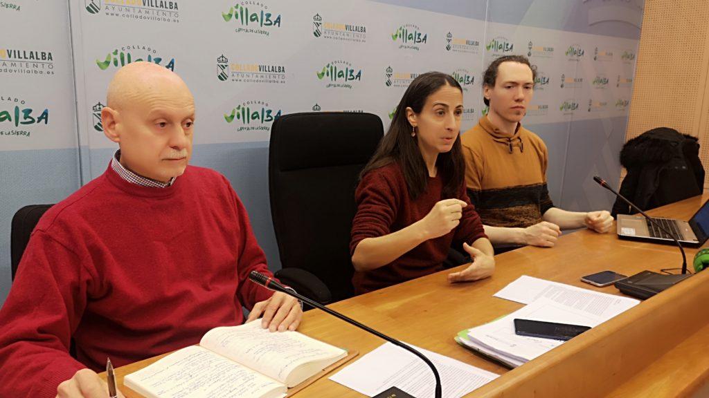 Unidas por Collado Villalba trasladará a la Fiscalía las «irregularidades» en el pago de facturas a la empresa responsable del servicio de limpieza de los centros educativos