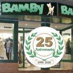MÁS DE UNO SIERRA - Bamby Modas Galapagar celebra su 25 Aniversario