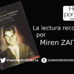 HOY POR HOY. La lectura recomendada por Miren Zaitegui