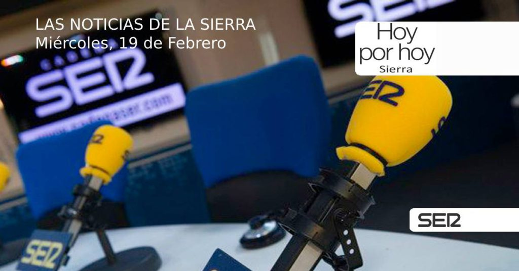 HOY POR HOY. Noticias del Miércoles, 19 de Febrero