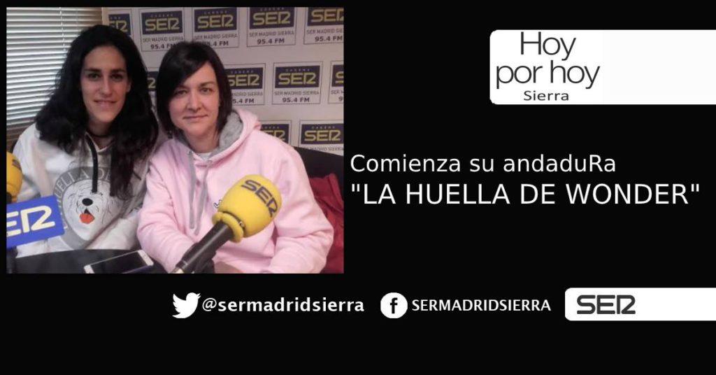 HOY POR HOY. Presentamos «La Huella de Wonder»