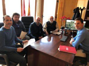 """Los 7 alcaldes de la «comarca 607» creen que los autobuses lanzadera anunciados por la Comunidad """"no son suficientes para resolver el problema de transporte de la zona"""""""