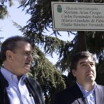 Anastasio Moreno, último alcalde socialista de Galapagar, ya tiene una plaza en el municipio
