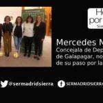 HOY POR HOY. Mercedes Nuño nos habla de su experiencia en la Eurocámara