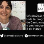 HOY POR HOY. Moralzarzal presenta sus Campamentos Juveniles y la programación en torno al 8M