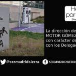 HOY POR HOY. La dirección de Motor Gómez se reúne con los Delegados Sindicales