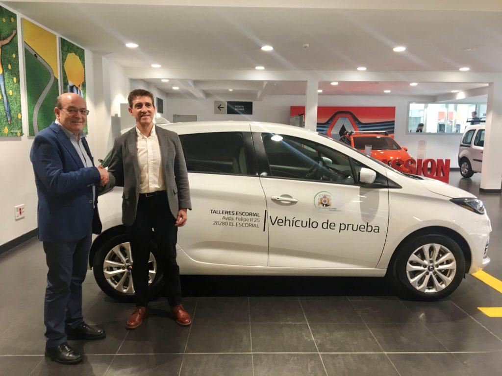 El Ayuntamiento de El Escorial apuesta por el coche eléctrico