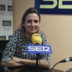 CADENA SER. HOY POR HOY SIERRA. Entrevista a CRISTINA TORAL