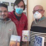 CADENA SER. HOY POR HOY SIERRA. Libros en busca de la Solidaridad
