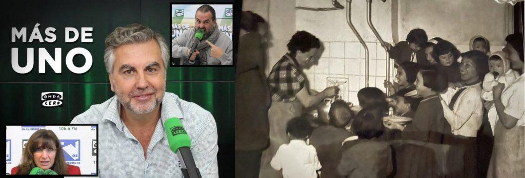 MÁS DE UNO SIERRA – Mundo Social: Relato Solidario con las palabras de Carlos Alsina